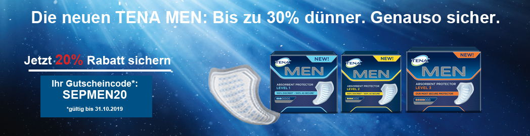 TENA-MEN-aktionscode